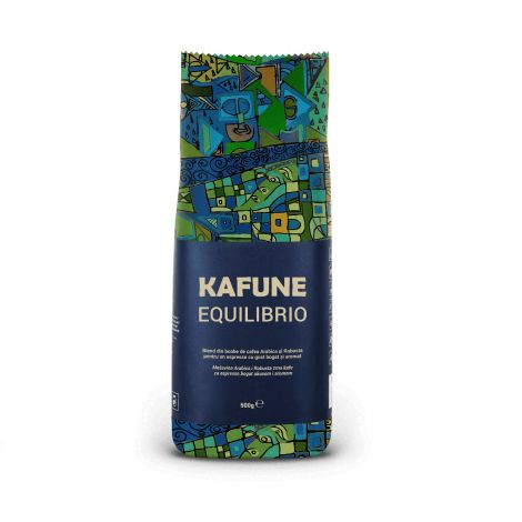 Cafea boabe KAFUNE Equilibrio 500g